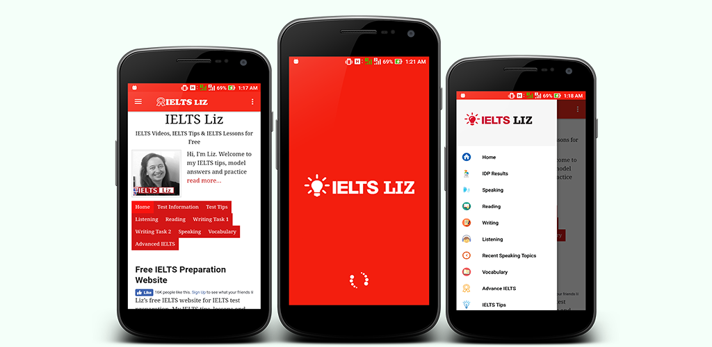 Download IELTS Liz APK latest version 1 0 11 for android devices