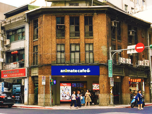 [迷迷動漫] Animate Cafe 第二分店「台北北門店」開張 開幕主題「全職高手」吸熱潮