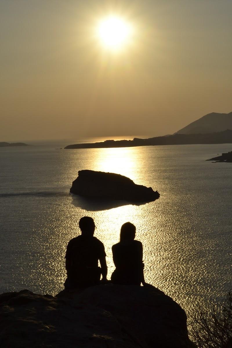 Il tramonto di Apollo di Photosandro