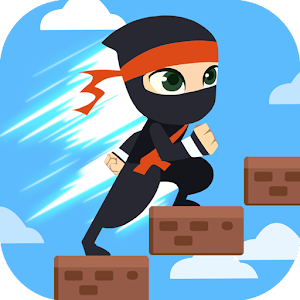 Super Stair Cartoon Hero for PC and MAC