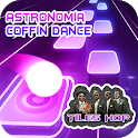 Astronomia Tiles Dancing Hop Coffin Dance Games icon