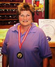 Photo: Senioren Einzel Damen – 3. Platz Annemarie Rammerstorfer