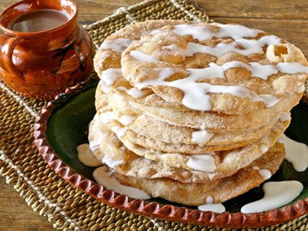 Bunuelos With Honey Crema Recipe