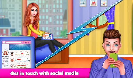 How To Impress Girl For Date - First Love Crush  screenshots 1