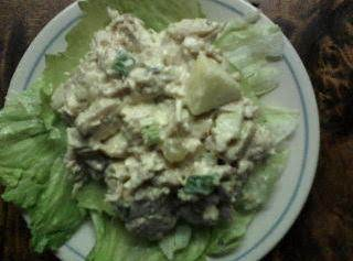 Tasty Chicken Salad