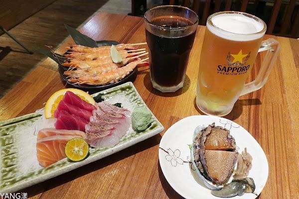 漁網居酒屋,板橋新埔居酒屋,主打各式海鮮料理