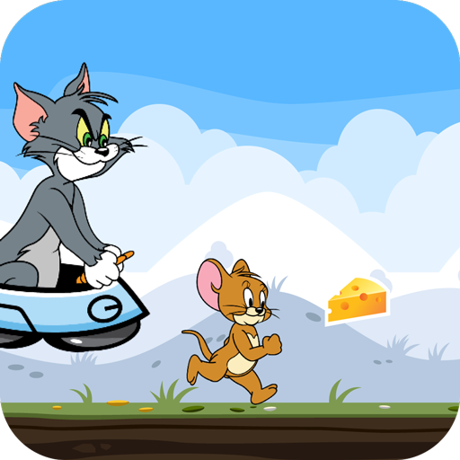 Adventure Tom and Jerry Run