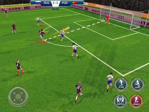 Play Soccer Cup 2020: Football League apkmr screenshots 10