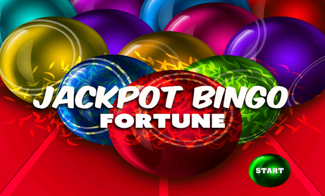 Jackpot Bingo Fortune - screenshot