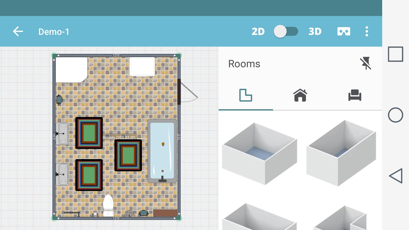 Bagno ikea planner : Design per il bagno app android su google play
