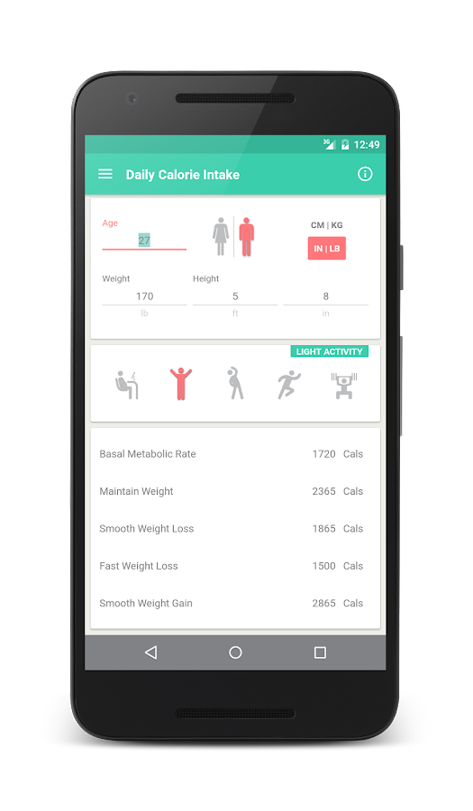 FitSlip: BMI & Weight Tracker - Android Apps on Google Play