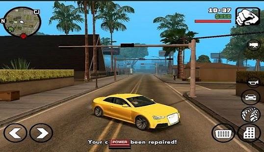 Cheats Latest Grand Theft : san andreas - náhled