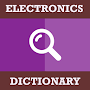 Electronics Dictionary by BhoomiApps APK icon