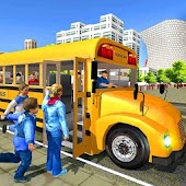 School Bus Driver Simulator