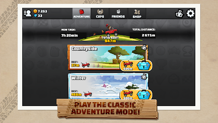 Hill Climb Racing 2 APK screenshot thumbnail 5