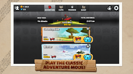 Hill Climb Racing 2 Apk 5