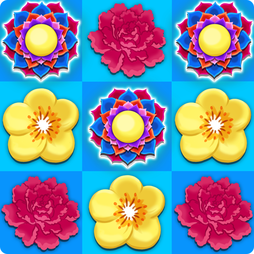 Flower Match Madness (game)