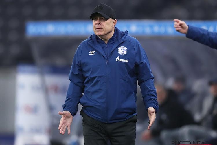 Christian Gross Schalke 04