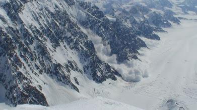 Photo: avalanhe from Mc. Arthur peak
