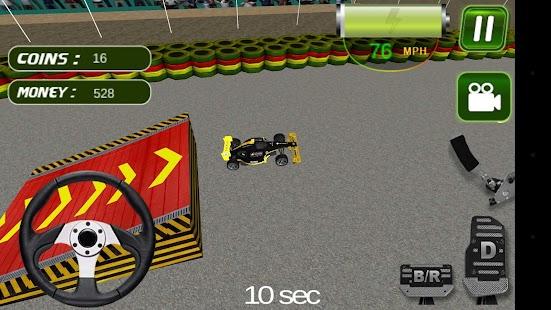 Sports Car Driver 3D - náhled