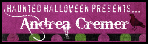 Haunted Halloween with Andrea Cremer and a giveaway!