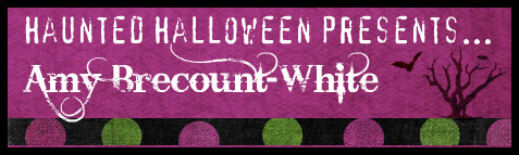 Haunted Halloween with Amy Brecount White