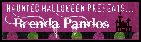 Haunted Halloween with Brenda Pandos and a giveaway!