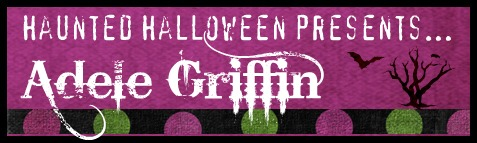 Haunted Halloween with Adele Griffin and a giveaway!