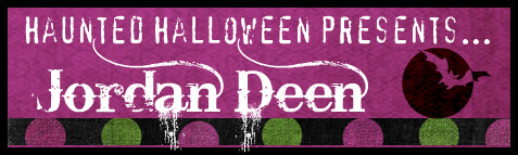 Haunted Halloween with Jordan Deen and a giveaway!