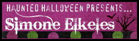 Haunted Halloween with Simone Elkeles and a giveaway!