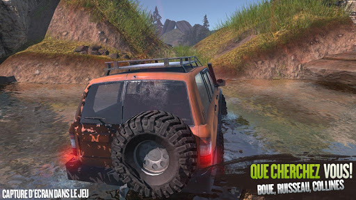 Revolution Offroad : Spin Simulation APK MOD screenshots 2