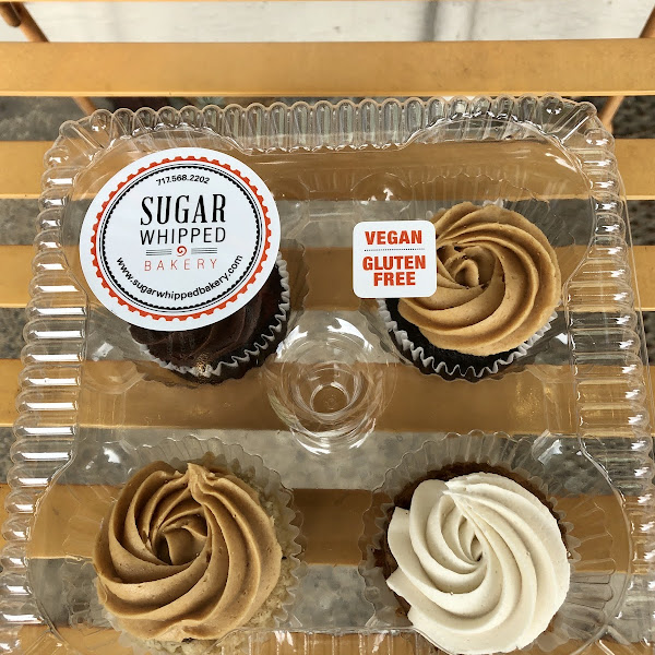Photo from Sugar Whipped Bakery