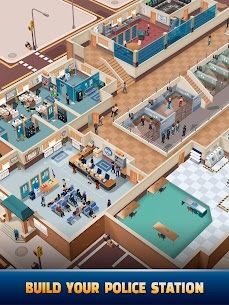 Idle Police Tycoon — Cops Game MOD APK [Unlimited Money] 1.2.0 8