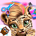 Jungle Animal Hair Salon - Wild Style Makeovers icon