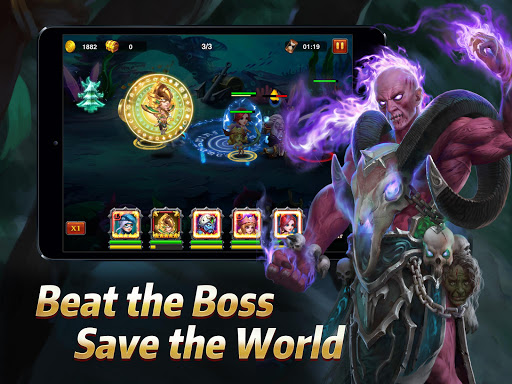 Heroes Charge HD apkslow screenshots 9