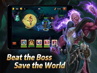 Heroes Charge HD (Unlimited Money) 9
