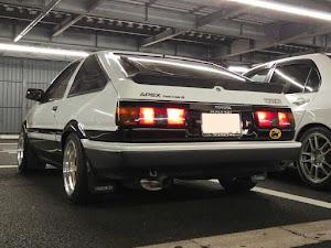 スプリンタートレノ AE86 S59年式 GT-APEXのカスタム事例画像 濱のガオハチさんの2019年09月06日00:40の投稿