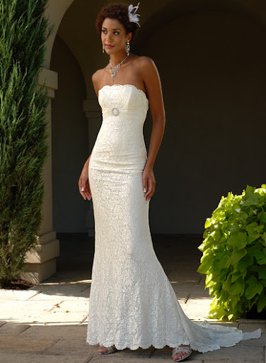 Gorgeous White Wedding Dresses