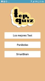Top Quiz Los Mejores Test de Internet - náhled
