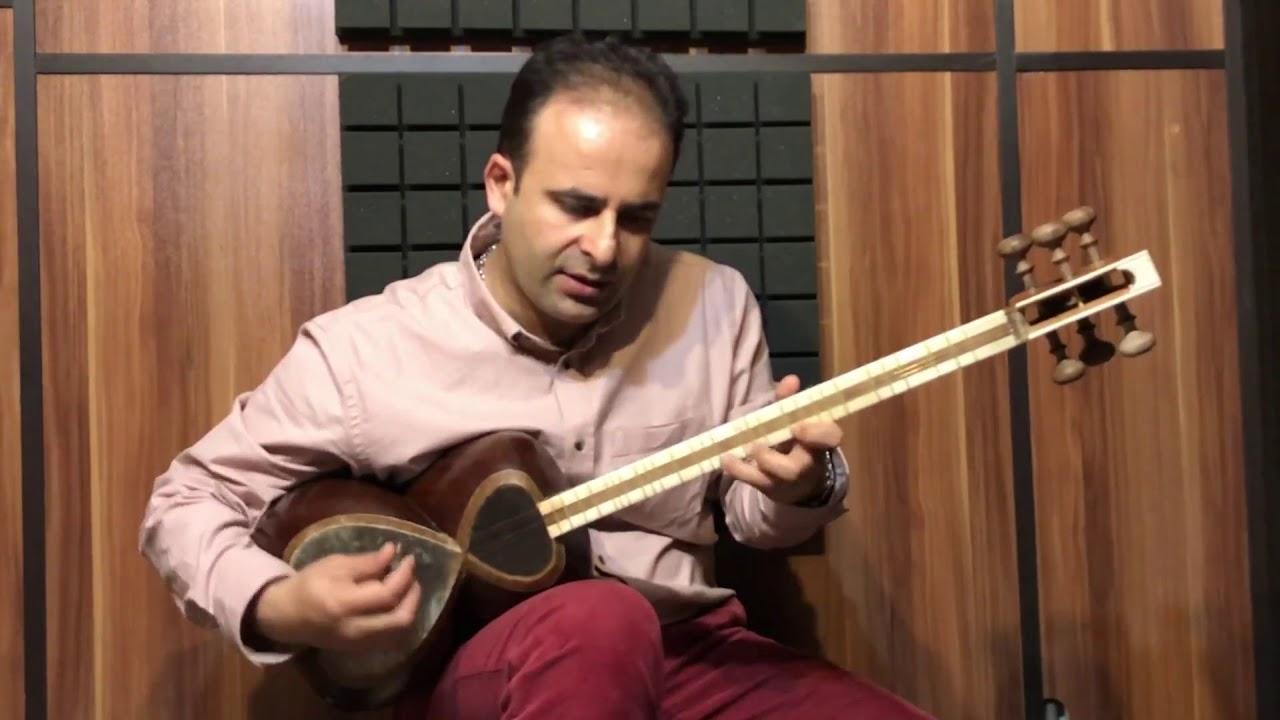 فیلم آموزش تصنیف ای وطن علینقی وزیری دشتی نیما فریدونی تار