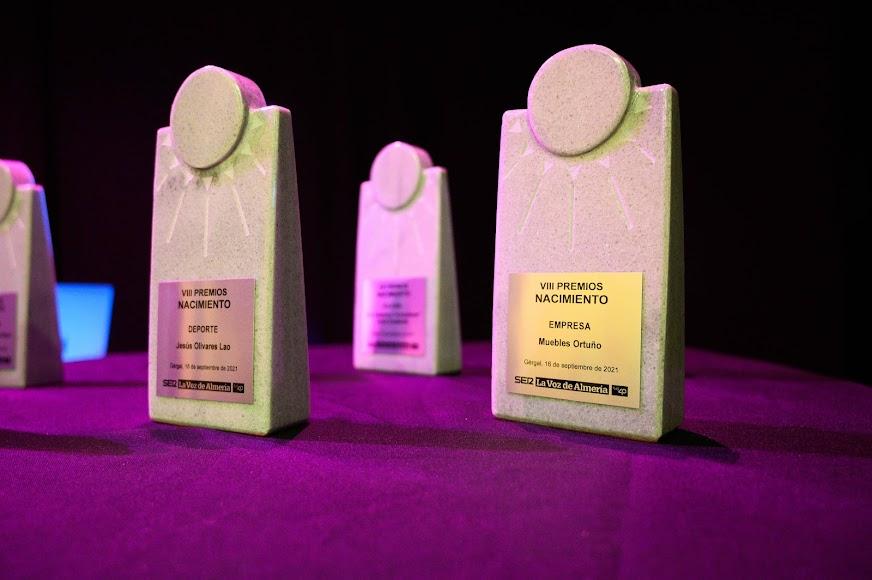 Los VIII Premios Nacimiento se celebraron en Gérgal.