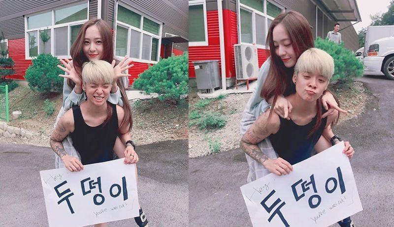 F(x) Krystal and Amber