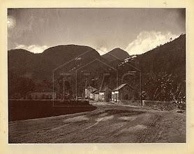 Photo: Rua Teresa. Foto de 1870