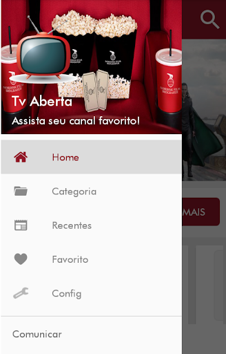 Tv Aberta 9.3 screenshots 1