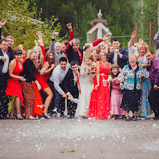 Wedding photographer Vladimir Smetana (Qudesnickkk). Photo of 17.08.2015