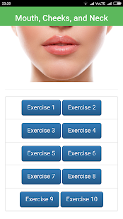 Face Exercises - náhled