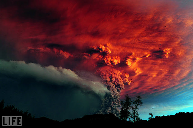 Photo: Ash billows from the Puyehue volcano in southern Chile on June 5. The eruption was the volcano's first in 50 years. The huge ash cloud prompted evacuations of some 3,500 people and caused air-travel nightmares as far away as New Zealand. Photo: AFP/AFP/Getty Images Jun 05, 2011