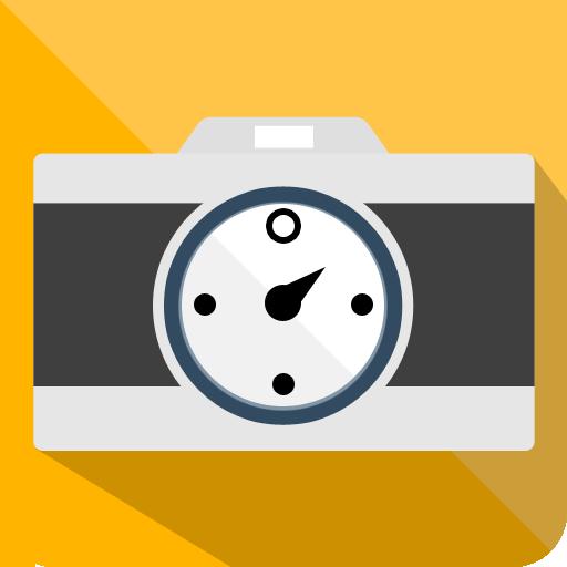 タイマーとセルフカメラ 攝影 App LOGO-APP試玩