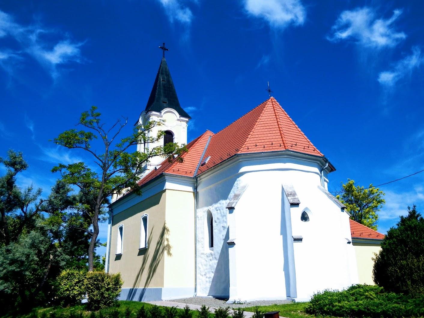 Gyermely - Szent István király rk. templom
