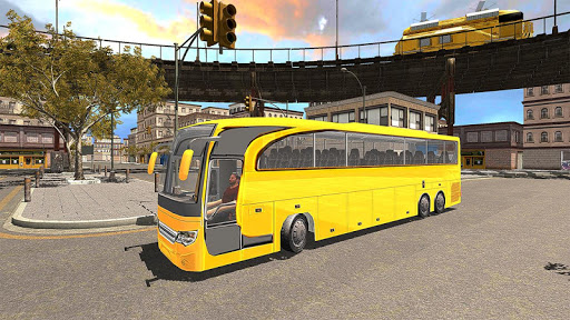 Coach Bus Simulator 2019: New bus driving game 2.0 Screenshots 4